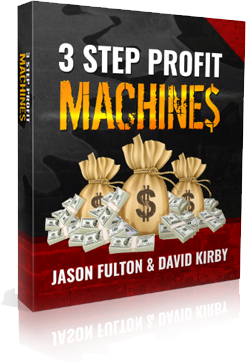 3 step profit machine
