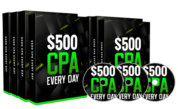 500 cpa every day